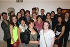 MFA Studio Berlin Participants
